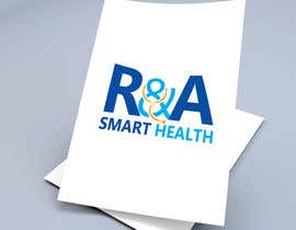 #93 for R&A Smart health LOGO by MdShalimAnwar