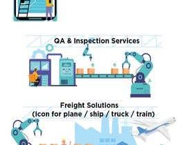 #22 for Illustration / Animation / Graphics for website. af FLIPDANY