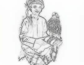 #135 untuk sketch for engraving - 24/06/2021 04:48 EDT oleh faizan289