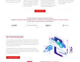 Nro 49 kilpailuun Modernise and update wordpress website käyttäjältä dakyworld1