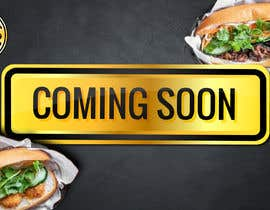 #5 for Restaurant opening soon banner by DannyIttoEzzo