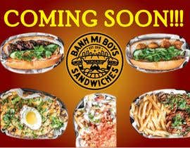 #14 for Restaurant opening soon banner by alaminforayaji