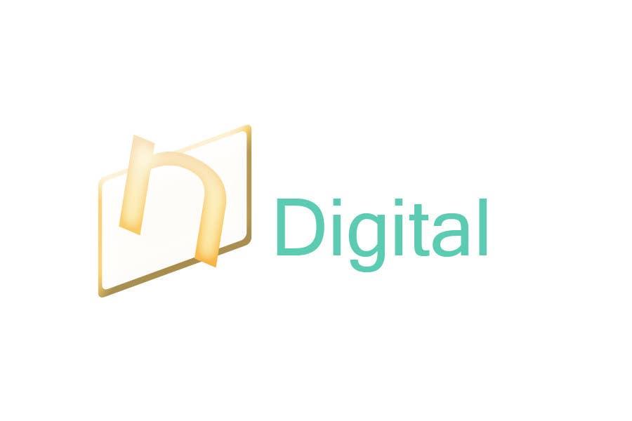 Inscrição nº 86 do Concurso para Design a Logo for a new company - nDigital