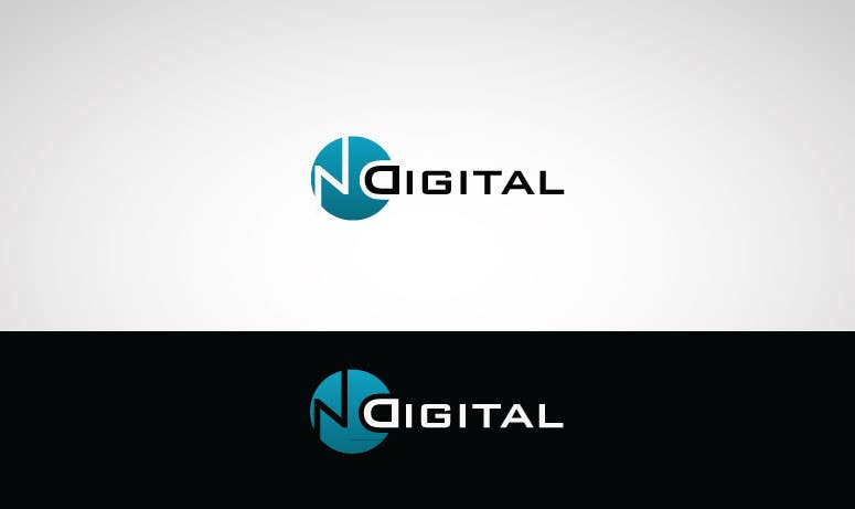 #309 for Design a Logo for a new company - nDigital by jass191