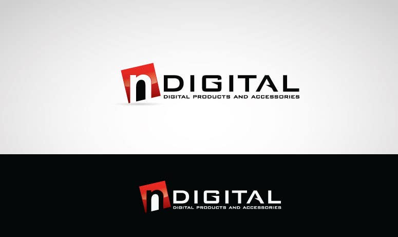 #314 for Design a Logo for a new company - nDigital by jass191