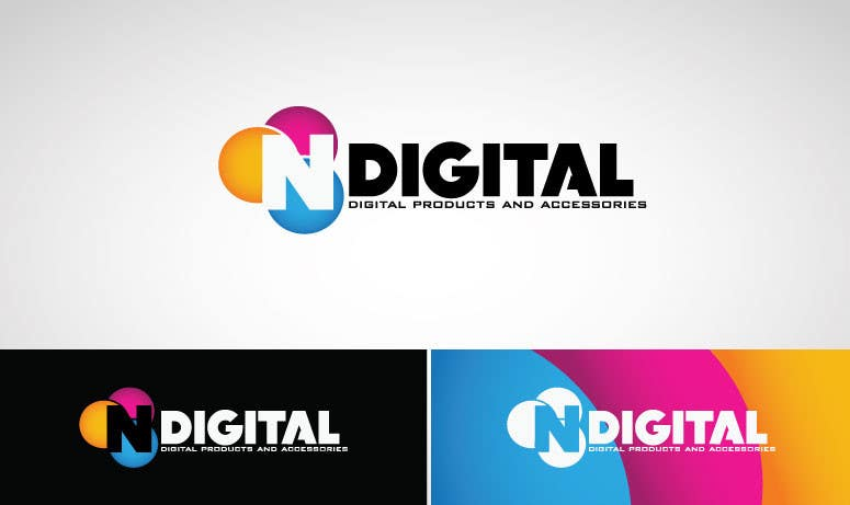 #317 for Design a Logo for a new company - nDigital by jass191