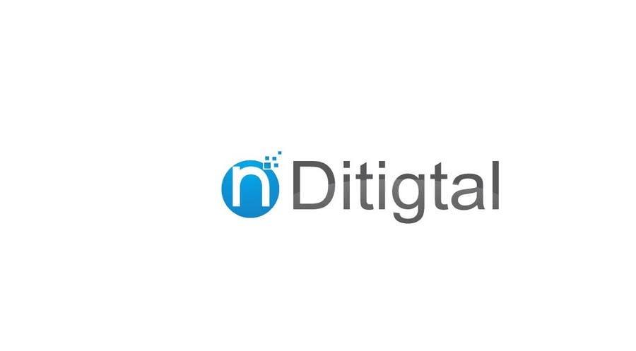 Inscrição nº 216 do Concurso para Design a Logo for a new company - nDigital