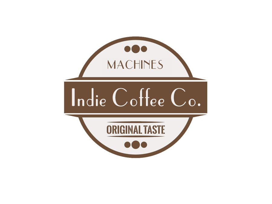 Konkurrenceindlæg #78 for Design a Logo for Indie Coffee Co.