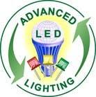 Graphic Design Konkurrenceindlæg #18 for Advanced LED Lighting