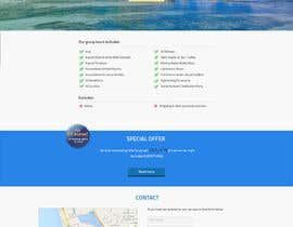 #18 untuk Design a Website Mockup for www.SriLankaMICE.com oleh artyor