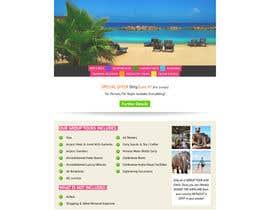 Nro 28 kilpailuun Design a Website Mockup for www.SriLankaMICE.com käyttäjältä nomandesign