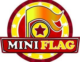 #27 for Ontwerp een Logo for  miniflag af surajbherwani