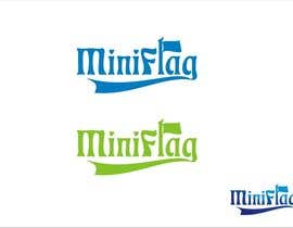#22 for Ontwerp een Logo for  miniflag af saliyachaminda