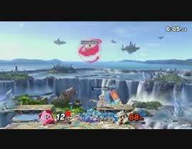 Nro 7 kilpailuun (Super Smash Bros)   Create a 40sec video ---------------- Kirby kills everyone --- käyttäjältä rogerianlourd
