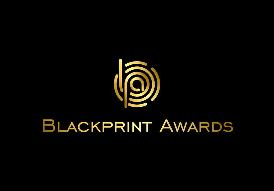 Contest Entry #6 for Design a Logo for  BLACKPRINT AWARDS