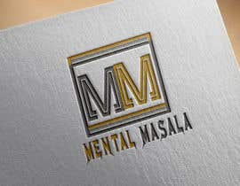 #33 for Design a Logo for Mental Masala (www.mentalmasala.com) af Zubairashraf012