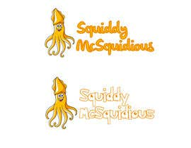 "#2 for Design a Logo for ""Squiddy McSquidious"" by MSaqlainz"