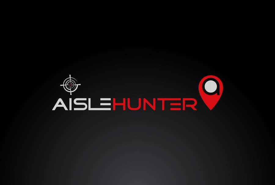 Penyertaan Peraduan #22 untuk Design a Logo for AisleHunter