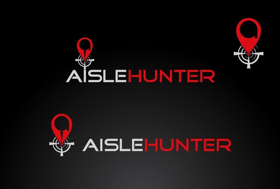Penyertaan Peraduan #30 untuk Design a Logo for AisleHunter