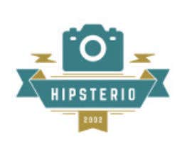 #1 for Design a Logo for hipsterio, website with hipster photos. af Skiba07