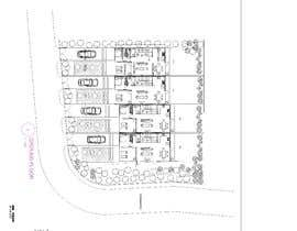 #64 for Help me draw 4 design vacation homes/apartments within 1140m2 land (in Curacao) by husni6465