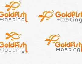 #29 for Design a Logo for Goldfish Hosting by sunnnyy