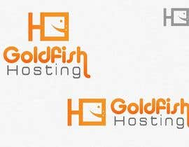 #47 para Design a Logo for Goldfish Hosting por sunnnyy