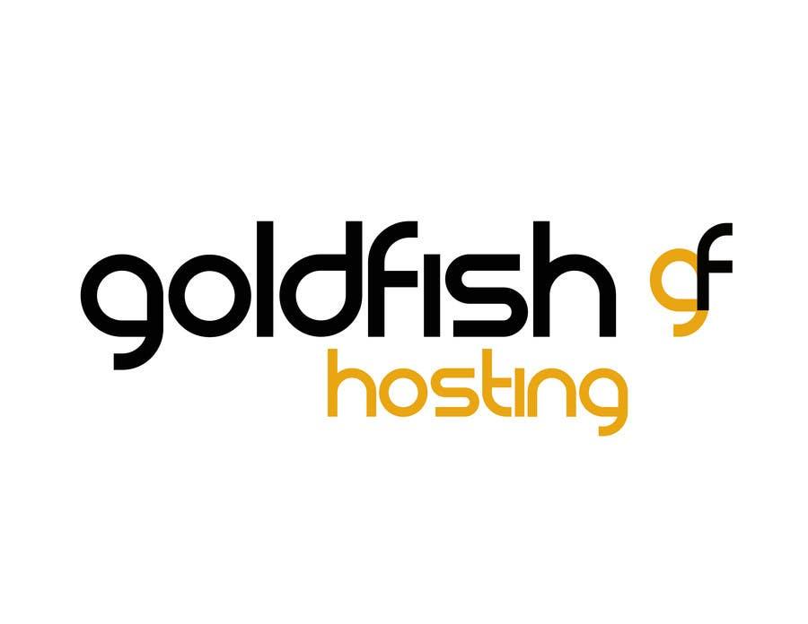 Bài tham dự cuộc thi #                                        69                                      cho                                         Design a Logo for Goldfish Hosting