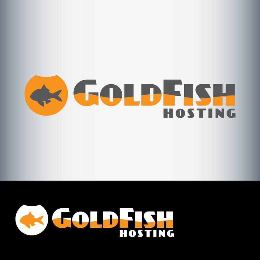 Bài tham dự cuộc thi #                                        64                                      cho                                         Design a Logo for Goldfish Hosting