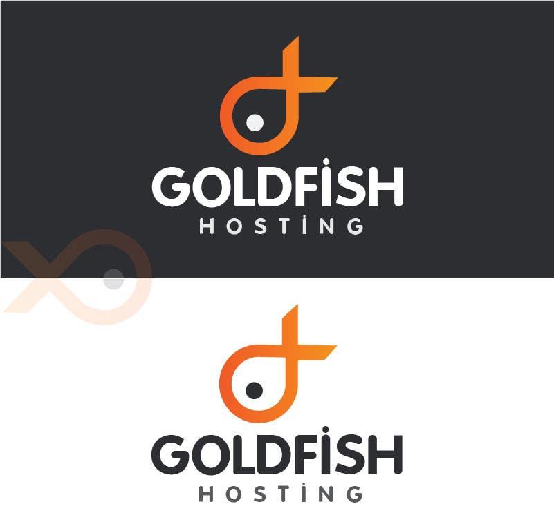 Bài tham dự cuộc thi #                                        37                                      cho                                         Design a Logo for Goldfish Hosting