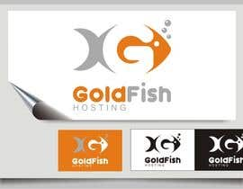 #54 para Design a Logo for Goldfish Hosting por indraDhe