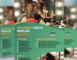 #113 for Flyer for make up lessons by abdulkadir674662