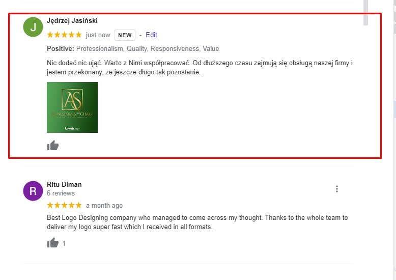 Konkurrenceindlæg #                                        3                                      for                                         Get google review for residence