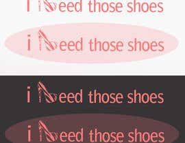 #71 untuk Design a Logo for I NEED those shoes oleh killerbrain