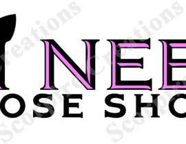 nº 6 pour Design a Logo for I NEED those shoes par Scorpire