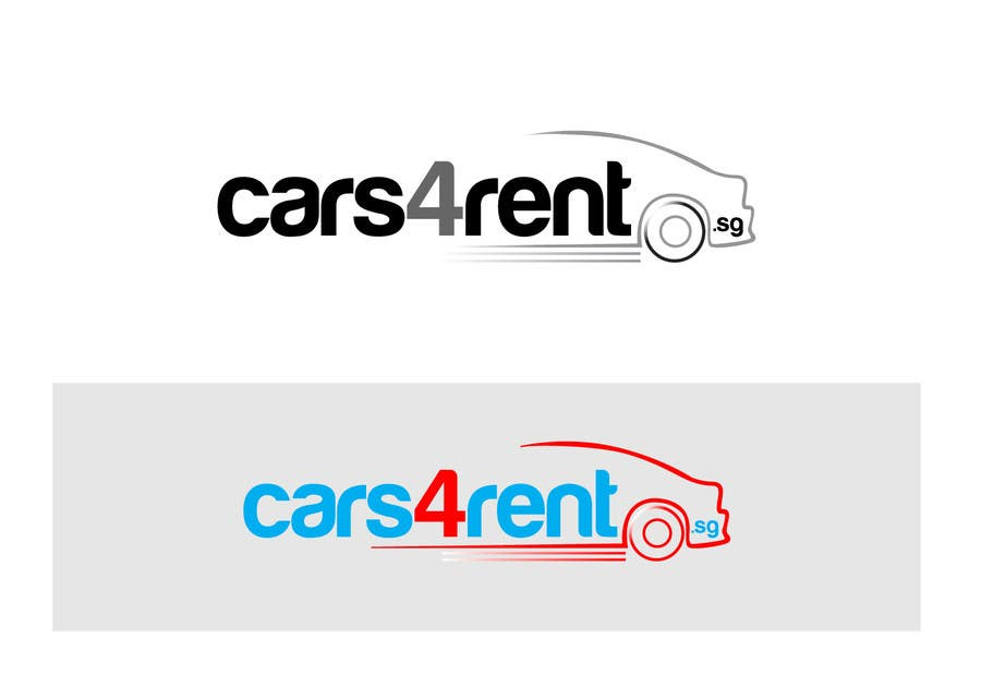 Design a logo for web portal for rental car companies for Car rental logo samples
