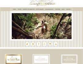 #91 untuk Design a logo, banners, icons, etc for Wedding Planning Website oleh salutyte