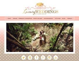 #101 untuk Design a logo, banners, icons, etc for Wedding Planning Website oleh salutyte