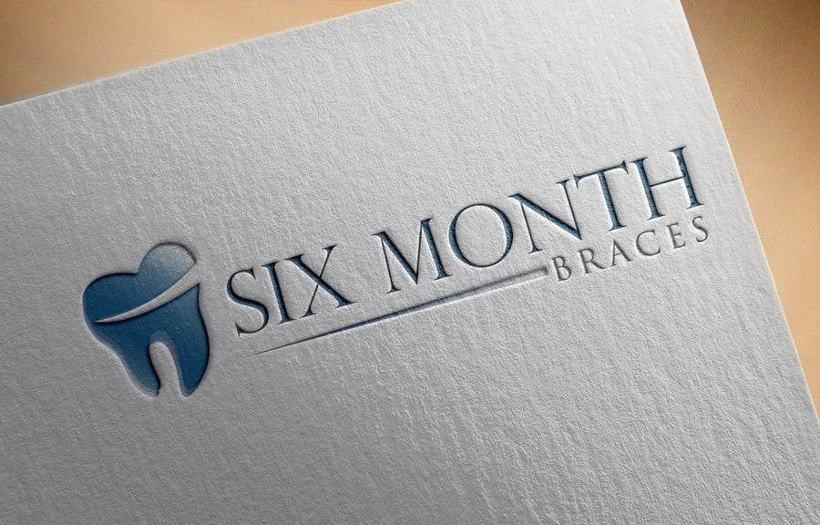 Contest Entry #58 for Design a Logo for Six Month Braces