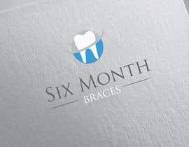 #34 untuk Design a Logo for Six Month Braces oleh sloba0512