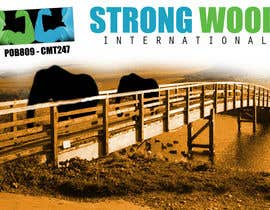#16 para strongwood new logo and advertising contest de wilsoncj