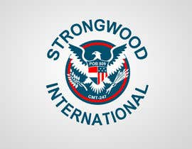 #32 for strongwood new logo and advertising contest by Anmech