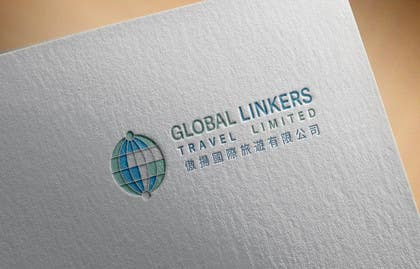 #66 untuk Design a Logo for Global Linkers Travel Limited oleh kalilinux71