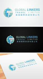 #67 untuk Design a Logo for Global Linkers Travel Limited oleh kalilinux71