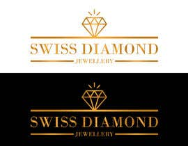 #48 for Design a symbol for a Swiss Diamond Jewellery brand - combining stars and diamonds as a symbol af bashirrased