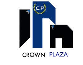 nº 42 pour Design a Logo for Crown Plaza par yashwanthny3