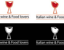 #54 for Logo design for food and wine af Pako008