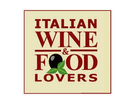 #63 for Logo design for food and wine by nemesandras