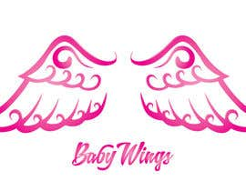 #21 cho Design a pair of angel wings for baby clothing bởi PierAlejandroE
