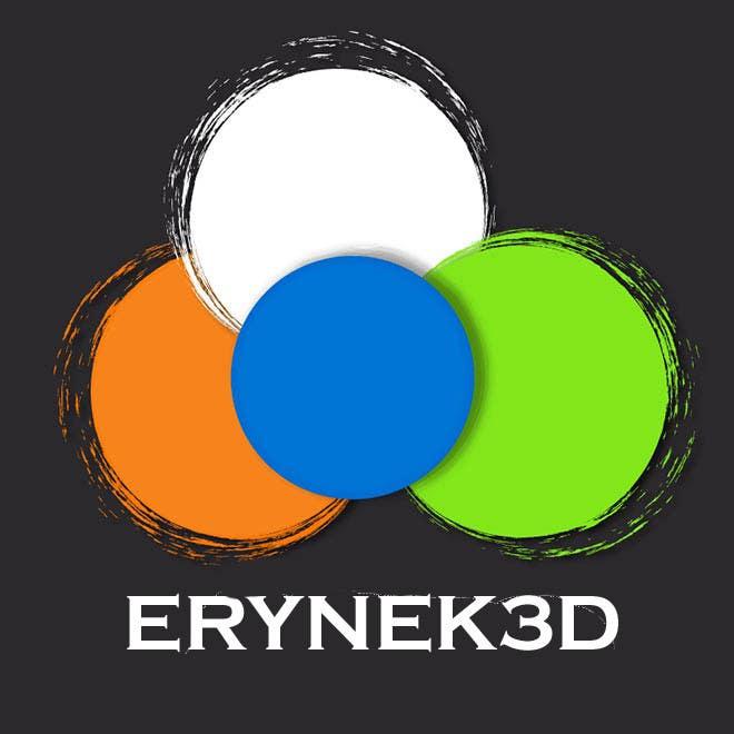 Inscrição nº 44 do Concurso para LOGO CONTEST ERYNEK3D